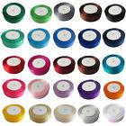 Satin Ribbon size 6,10, 12, 15, 20,25,30,38, 50mm  BUY 3 & GET 4th FREE Bargain