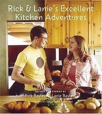 Cookbook Mexico Morocco Thailand France Rick & Lanie Excellent Kitchen Adventure