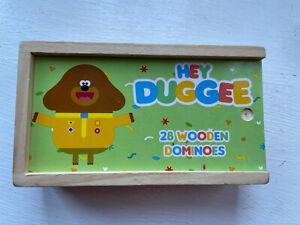 Hey Duggee Dominos