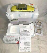 Danbury Mint Limited 1955 Studebaker President Speedster 1:24 Die cast Car #0079