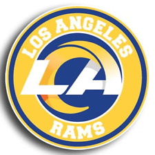 """New Los Angeles Rams Led 3D Neon Light Lamp Sign 16""""x16"""""""