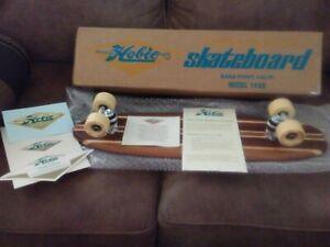 "Hobie Super Surfer 25"" Reissue Skateboard NIB"
