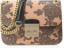 Michael Kors Sloan Medium Chain Shoulder Bag Oyster 30H6GL8L6T $498