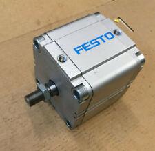 Pneumatikzylinder FESTO ADVU-100-50-A-P-A 156669 S308 10 bar Druckluftzylinder