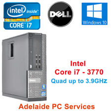 Dell Optiplex 9010 SFF Intel Core i7 3.4Ghz Desktop PC 8GB Ram 256GB SSD Win 10