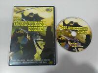 The Thundering Ninja Kung Fu Liang Cha-Ren Huang Lung DVD Spagnolo Nuovo - Am