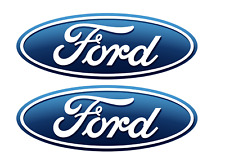FORD DECAL, VINYL STICKER, SET OF 2, FREE SHIPPING