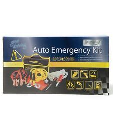 Boyz Toys 8 Piece Car Auto Vehicle Motoring Emergency Kit - with Booster Cables