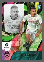 JULES KOUNDE PITCH KINGS LEVEL 2 CARD - PANINI CHRONICLES 2019/20 #R2-2 SEVILLA