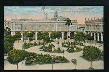 Cuba Havana HABANA Plaza de Armas President's House Senate c1900/10s? PPC