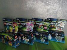 Lego Dimensions (Fun Pack) - verschiedene Sets zum aussuchen - Neu & OVP