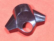 Lenkerdeckel Verkleidung oben Vespa Piaggio PK50 80 125 S schwarz unlackiert
