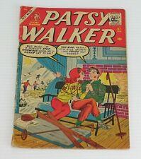 1958 Patsy Walker #87 Ski Lodge Comic Book