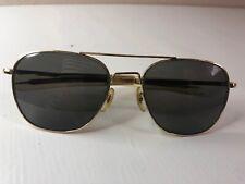 Vintage AO American Optical Aviator Sunglasses