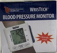 Blood Pressure Wrist Monitor WrisTech 7000 JB7423