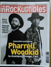 Les Inrockuptibles 966 - Pharrell Williams / Woodkid / dossier high-tech