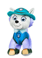 "Nuevo Oficial 12"" PAW PATROL JUNGLE EVEREST PUP Juguete Suave Felpa NICKELODEON DOGS"