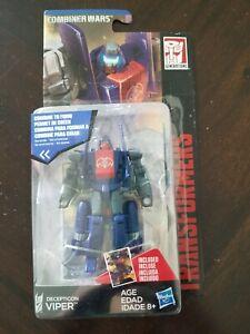 Hasbro Transformers Combiner Wars Legends class Viper
