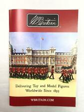 William Britain Soldiers WBC2019 - The 2019 Stock Catalogue