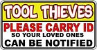 Tool Box Sticker-decal Compatible With-snap-on - Matco -craftsman-husky