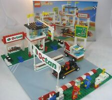 LEGO Legoland #6337 FAST TRACK FINISH 1996 TOWN SYSTEM Race Track CITY Racing