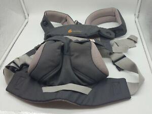 Ergo Baby Carrier - Gray Good Condition