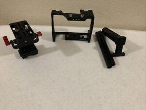 Andoer Camera Cage Accessory for Sony A7II/A7III/A7SII/A7M3/A7RII/A7RIII Camera