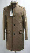 Men's Williams & Brown Coat in Camel Brown (M).. Sample 6309