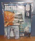 BBC Eaglemoss Doctor Who Figurine Collection Part 19 Skaro City Dalek Sealed