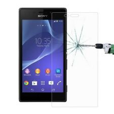 2x Tempered Glass 9H zu Sony Xperia M2 / Aqua Display Schutzglas Glasfolie