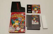 Krusty's Fun House nes ( Nintendo Entertainment System ) European Version PAL