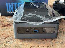 Intel NUC 10 Core i7, Win 10, 16 GB, NVMe SSD BXNUC10I7FNH1, NUC10i7FNH
