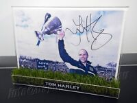 ✺Signed & Framed✺ TOM HARLEY Photo PROOF COA Geelong Cats 2020 Jumper