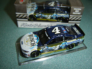 2020 KEVIN HARVICK #4 BUSCH HEAD FOR THE MOUNTAINS MUSTANG 1/64 IN STOCK