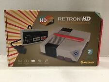 ©2017 HYPERKIN RetroN HD Gaming Console for NES in Grey - Play Your Old Games!!