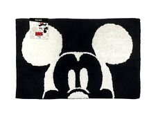 "Disney Mickey Mouse Bath Rug Mat 20"" X 30"" Brand New with Tags Fast Shipping !!"