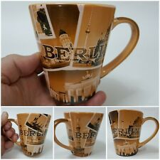 BERLIN VIEW - GERMANY PORCELAIN MUG Cup Collectible Tourist Travel Souvenir NEW