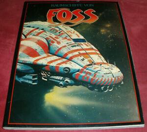 Raumschiffe von Foss - Chris Foss, Artbook