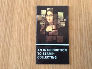 Vintage An Introduction To Stamp - Collecting Booklet 1983