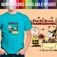 Charlie Brown Snoopy Thanksgiving Classic Peanuts Toddler Kids Tee Youth T-Shirt