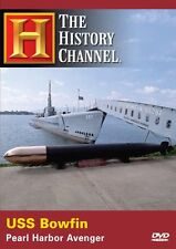 USS BOWFIN - PEARL HARBOR AVENGER (HISTORY CHANNEL) NEW AND SEALED