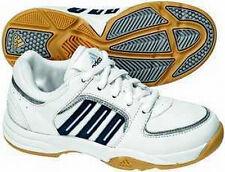 adidas BTS Gym K 099897 blanc-bleu avec à lacets UK 5