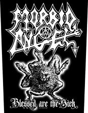 Morbid ANGEL-Blessed Are The Sick-schiena ricamate patch BACK