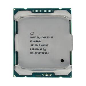 INTEL CORE i7-6800K 3.4GHz LGA2011-3 SR2PD