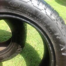 Tyres - 4 Grabber All Terrain 255/55/18