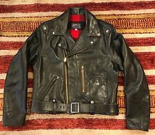 Buco J-21 reproduction 44 chrome tanned drum dyed horsehide (2.5 oz) J21 jacket