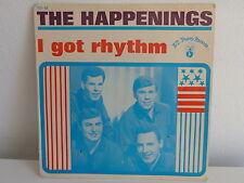 THE HAPPENINGS I got rhythm BT PUPPY RECORDS 701