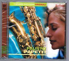 FLASHBACK FAUSTO PAPETTI  I GRANDI SUCCESSI ORIGINALI - 2 CD SIGILLATO!!!