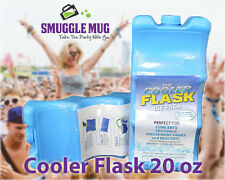 Cooler Flask 20 oz Hidden Flask by Smuggle Mug FREE SHIPPING!!