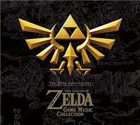 30shunen Kinen Ban Ongaku Shu Legend of Zelda CD